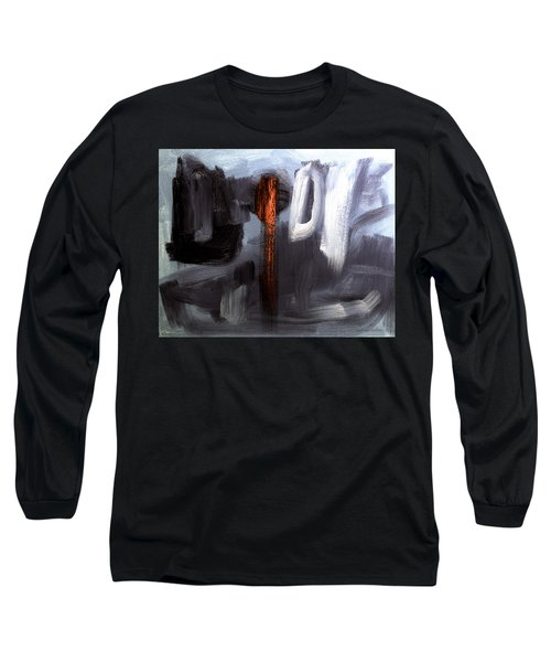 The Red One  Long Sleeve T-Shirt by Sydney Marlow