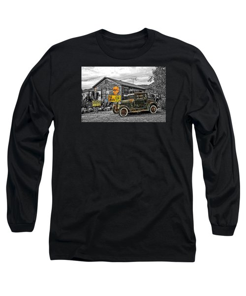 The Resting Place Long Sleeve T-Shirt by I'ina Van Lawick
