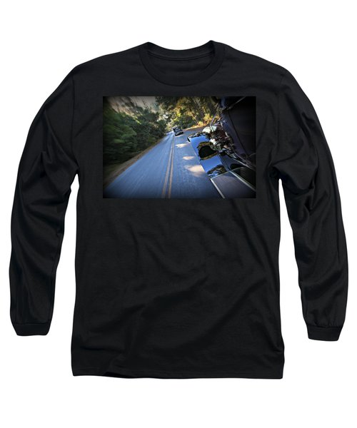The Roaring Simplex Long Sleeve T-Shirt