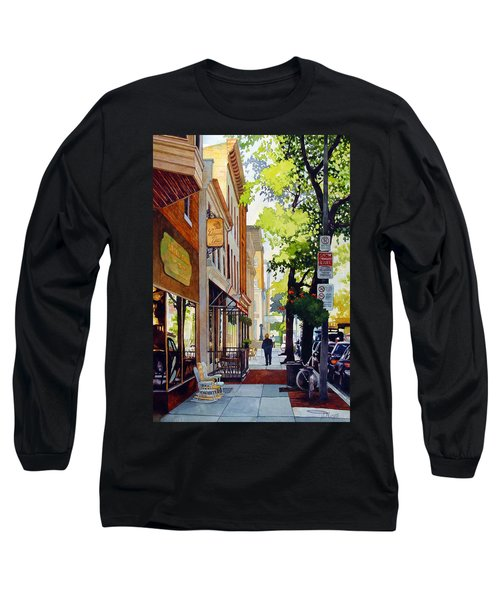 The Rocking Chairs Long Sleeve T-Shirt