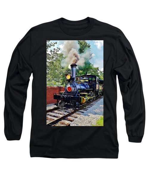 The Rxr At Greefield Village Long Sleeve T-Shirt by Daniel Thompson