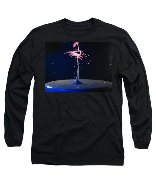 The Scorpion Long Sleeve T-Shirt by Kevin Desrosiers