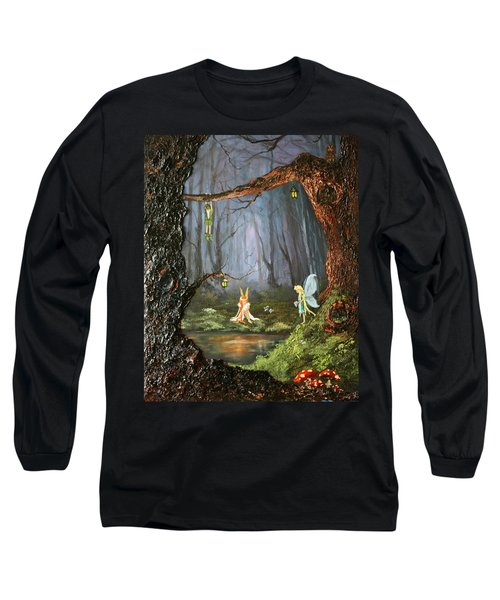 The Secret Forest Long Sleeve T-Shirt