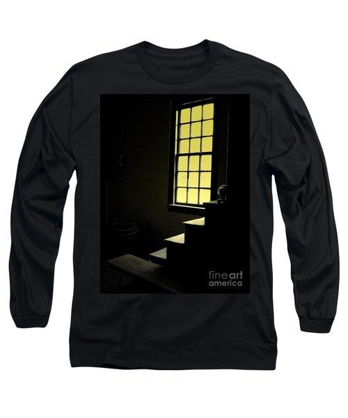 The Silent Room Long Sleeve T-Shirt