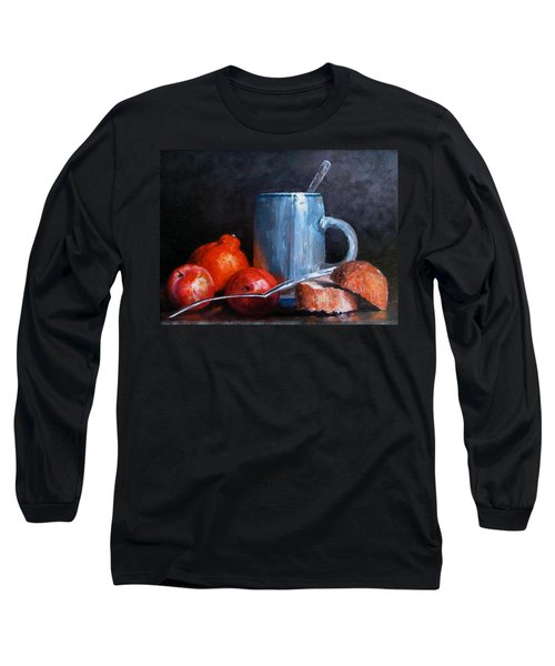 The Silver Cup Long Sleeve T-Shirt
