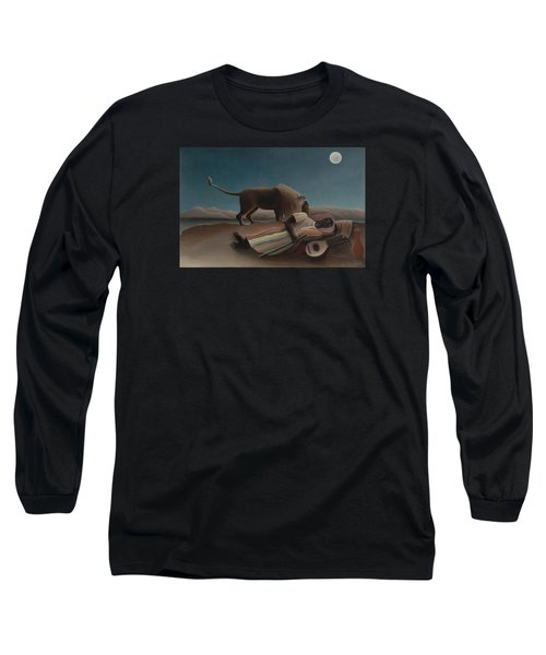 The Sleeping Gypsy Long Sleeve T-Shirt