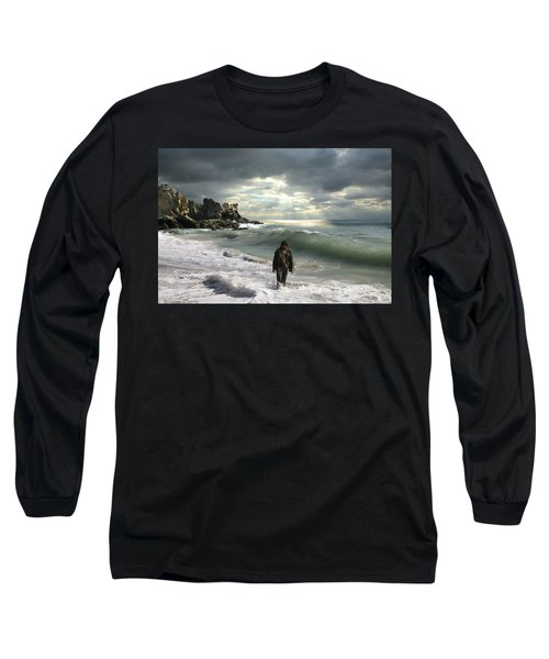 The Son Is The Radiance Of God's Glory Long Sleeve T-Shirt