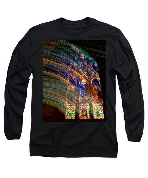 The Spirit Of The Saints Long Sleeve T-Shirt