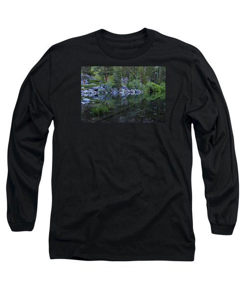 Long Sleeve T-Shirt featuring the photograph The Stillness Of Dawn  by Sean Sarsfield