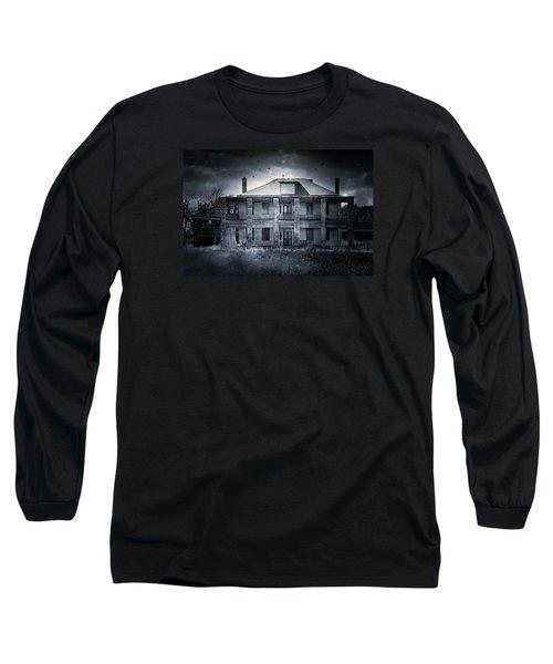 Tcm #9  Long Sleeve T-Shirt by Trish Mistric