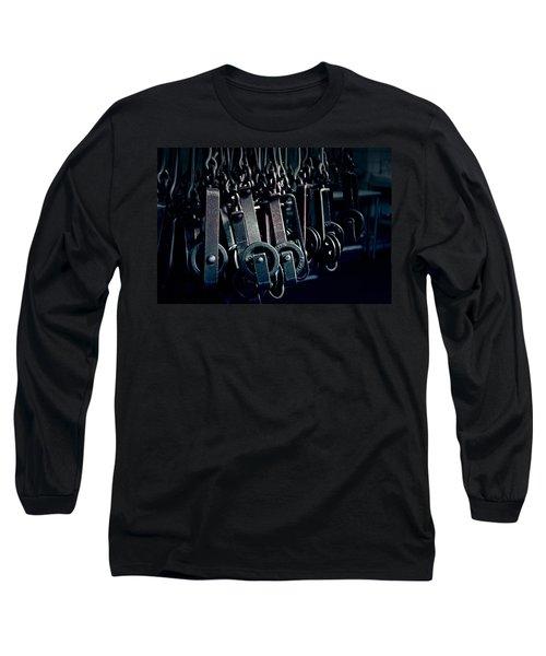 Tcm #2 - Slaughterhouse  Long Sleeve T-Shirt