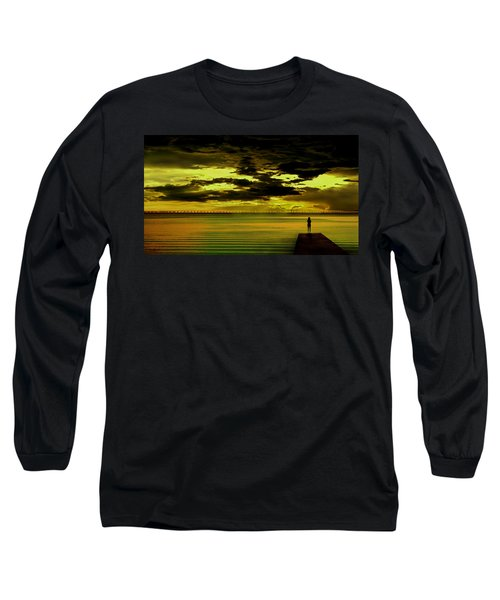 The Thinking Spot Long Sleeve T-Shirt