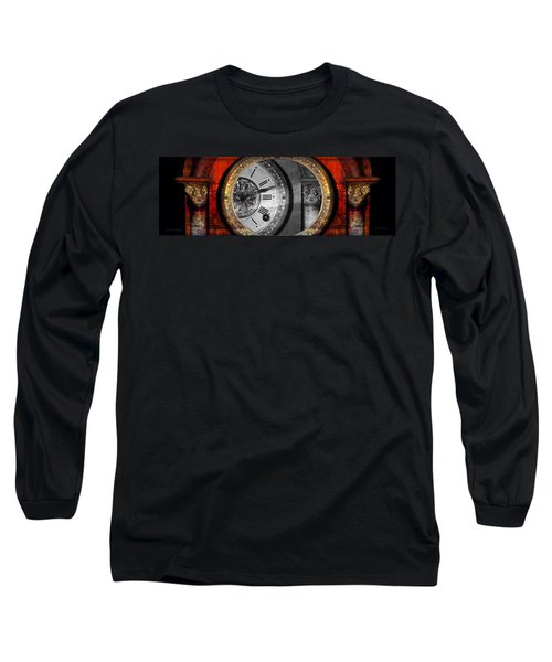 The Time Machine Long Sleeve T-Shirt