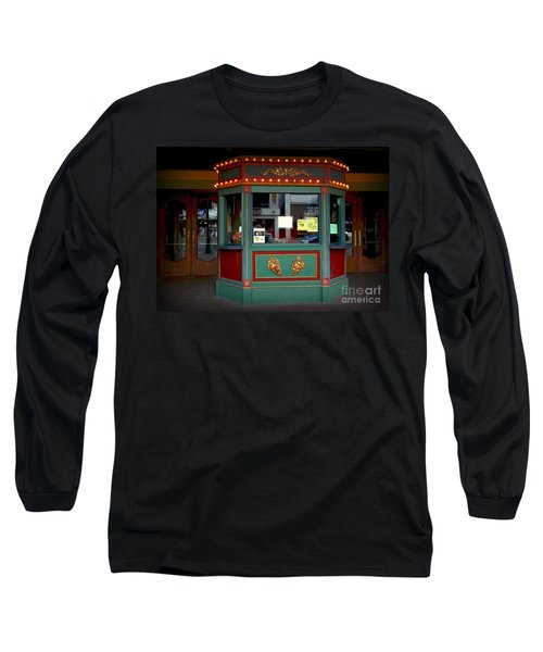 The Tivoli Edited Long Sleeve T-Shirt