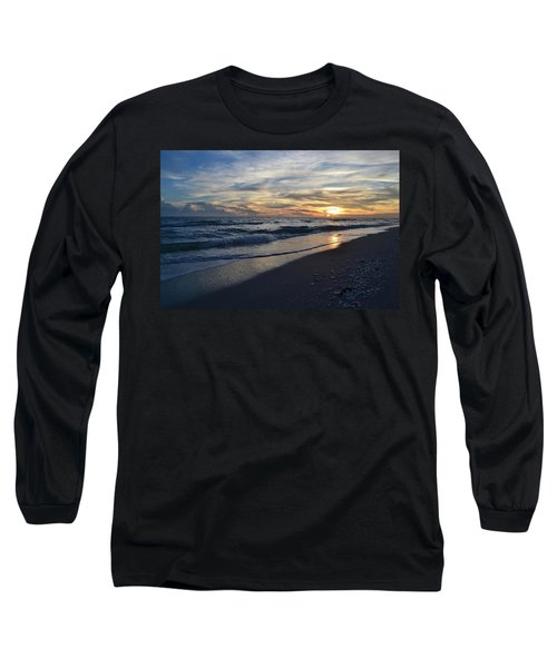 The Touch Of The Sea Long Sleeve T-Shirt