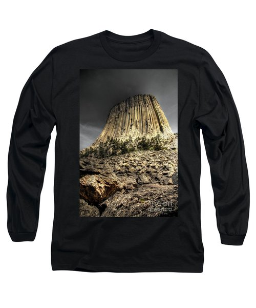 The Tower Of Boulders Long Sleeve T-Shirt