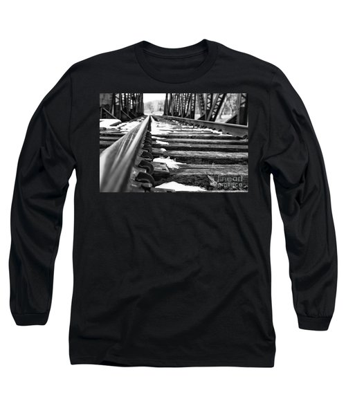 The Tracks Long Sleeve T-Shirt