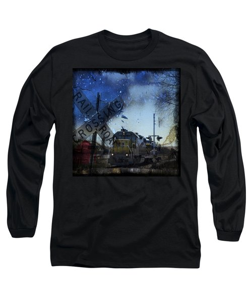 The Train Long Sleeve T-Shirt
