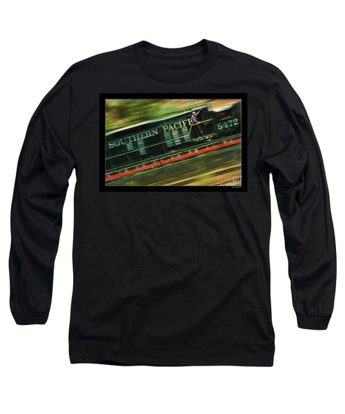 The Train Ride Long Sleeve T-Shirt