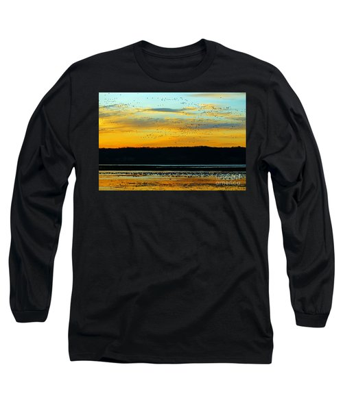 The Travelers  Long Sleeve T-Shirt
