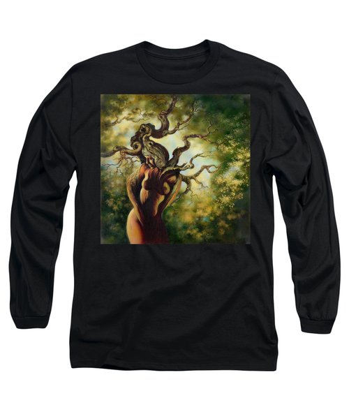 The Tree Long Sleeve T-Shirt