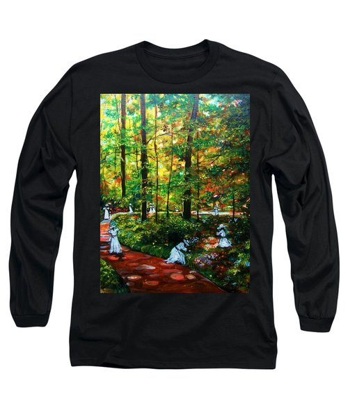 The Trials Long Sleeve T-Shirt by Emery Franklin