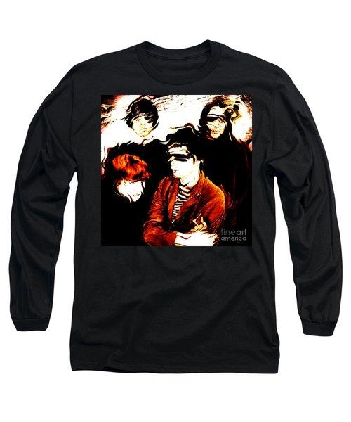 The Velvet Underground  Long Sleeve T-Shirt