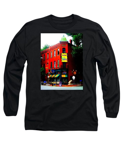 The Venice Cafe' Edited Long Sleeve T-Shirt