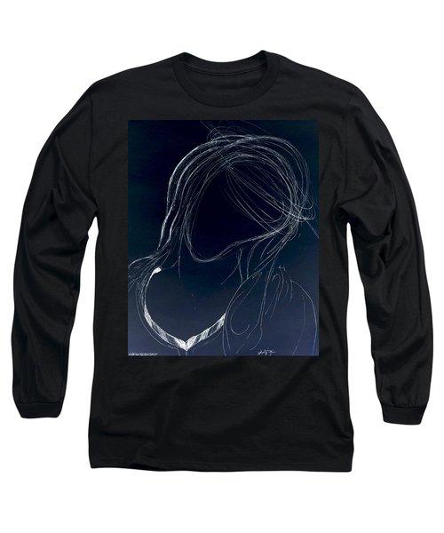 The Virgin Mary II Long Sleeve T-Shirt