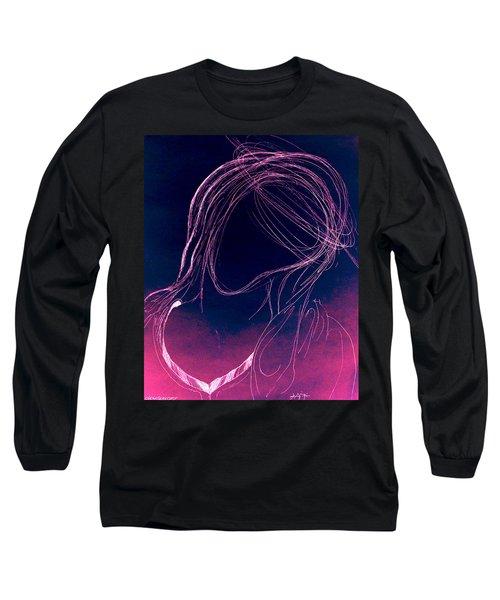 The Virgin Mary IIi Long Sleeve T-Shirt
