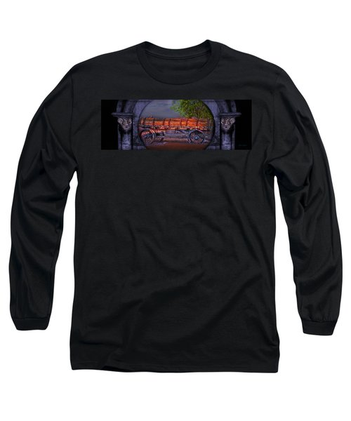 The Wagon Long Sleeve T-Shirt