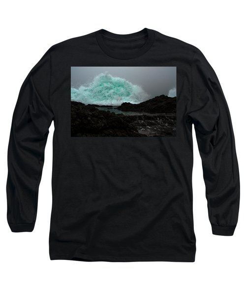 The Wall Series Frame 3 Full Res Long Sleeve T-Shirt
