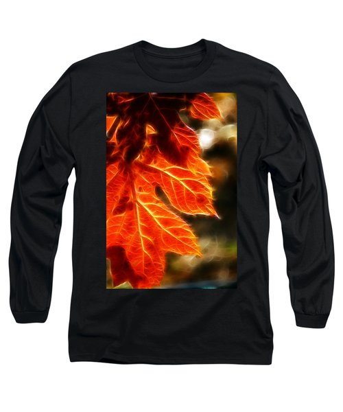 The Warmth Of Fall Long Sleeve T-Shirt