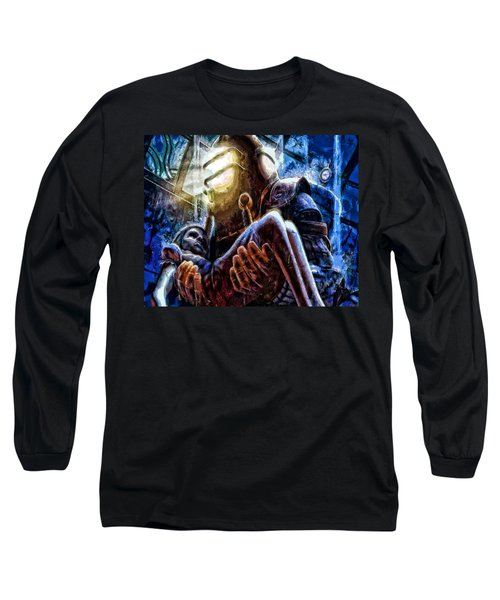 The Watchful Protector Long Sleeve T-Shirt