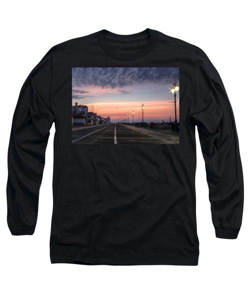 The Way I Like It Long Sleeve T-Shirt by Lori Deiter