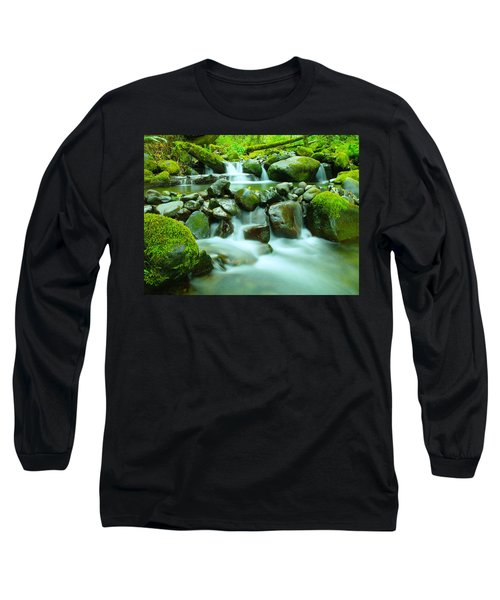 The Way Of Healing Water  Long Sleeve T-Shirt