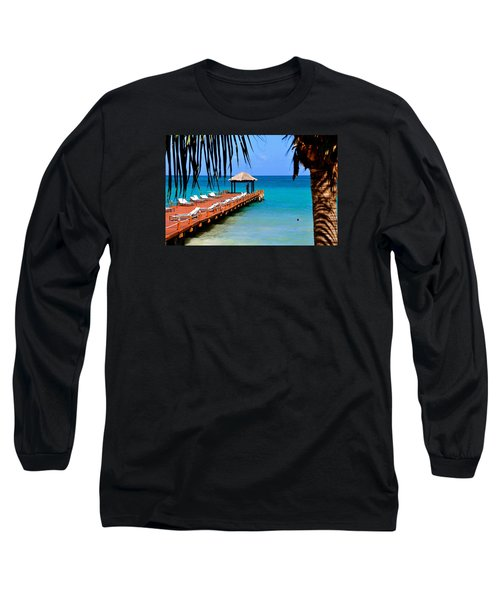 Long Sleeve T-Shirt featuring the photograph The Wedding Embrace by Kicking Bear  Productions