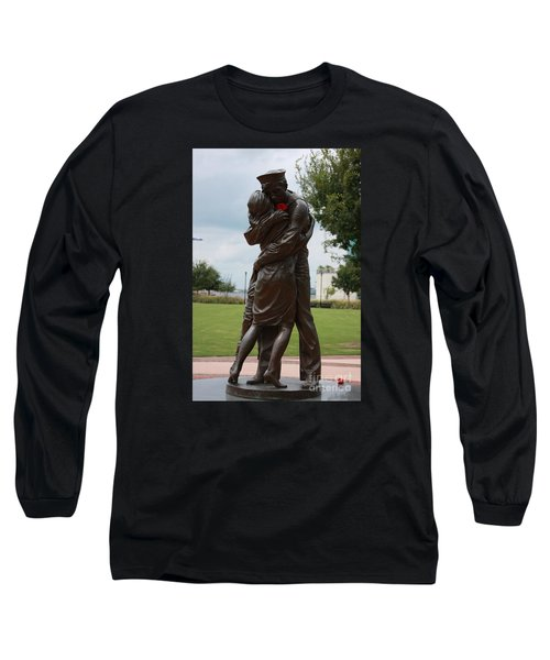 The Welcome Home Long Sleeve T-Shirt