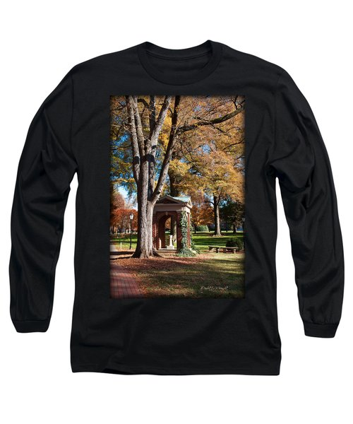 The Well - Davidson College Long Sleeve T-Shirt