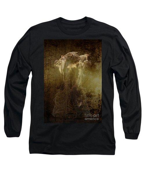 The Whisper Long Sleeve T-Shirt