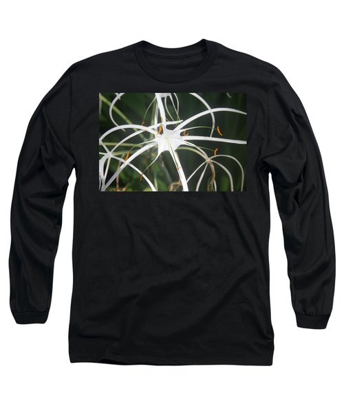 The White Spyder Long Sleeve T-Shirt by Mustafa Abdullah