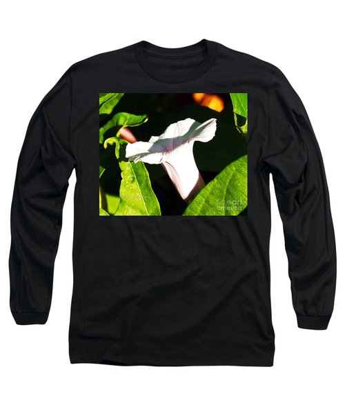 The White Trumpet Long Sleeve T-Shirt