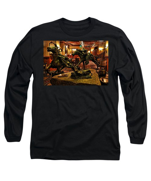 The Widowmaker 1 Long Sleeve T-Shirt by Judy Vincent