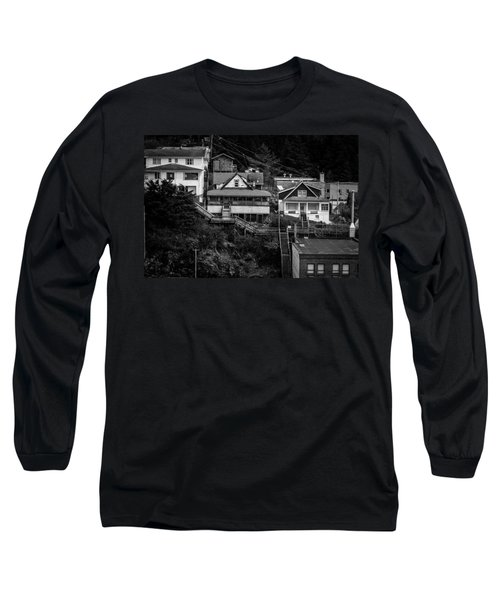The Wooden Path Long Sleeve T-Shirt