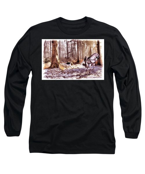 The Woodsman Long Sleeve T-Shirt