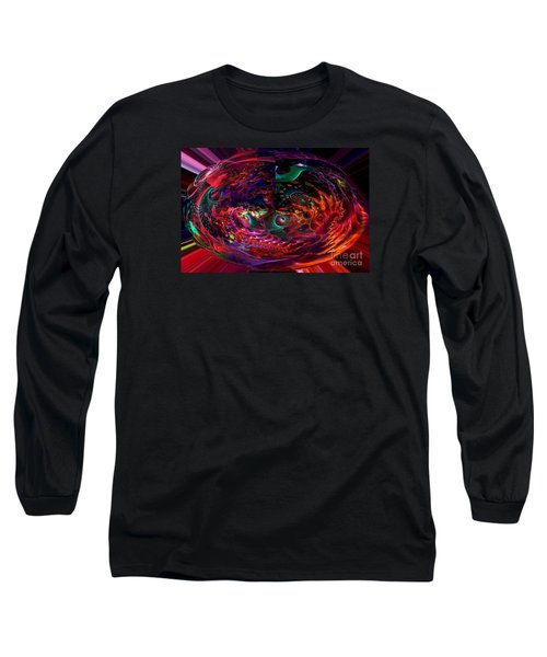 Colorful Orb Long Sleeve T-Shirt