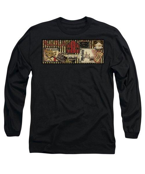 Theater Long Sleeve T-Shirt