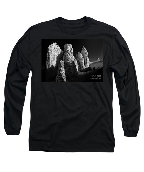 Then And Now Long Sleeve T-Shirt