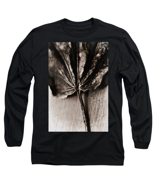 Vintage Long Sleeve T-Shirt featuring the photograph There Is A Season by Aaron Berg
