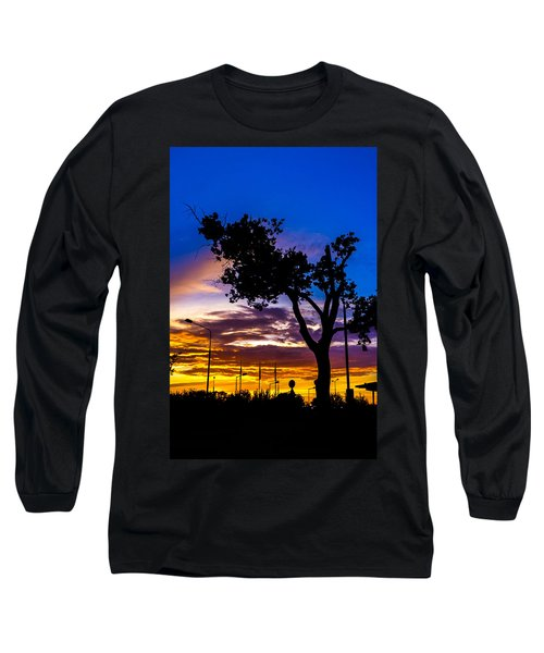 There Is Something Magical About The Sky Long Sleeve T-Shirt